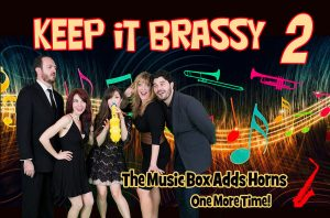 Keep It Brassy! 2 at The Music Box Theater